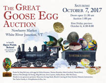 Egg Auction 2017 Poster