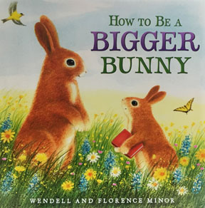 Read and Be a Bigger Bunny
